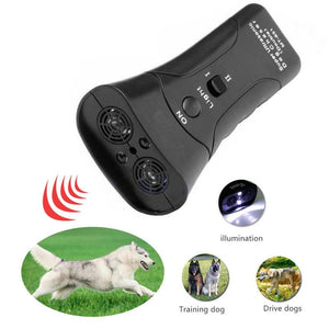 Ultrasonic Anti Dog Barking Pet Trainer