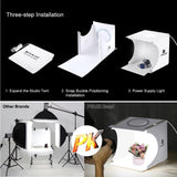 Folding Light box Photography Studio