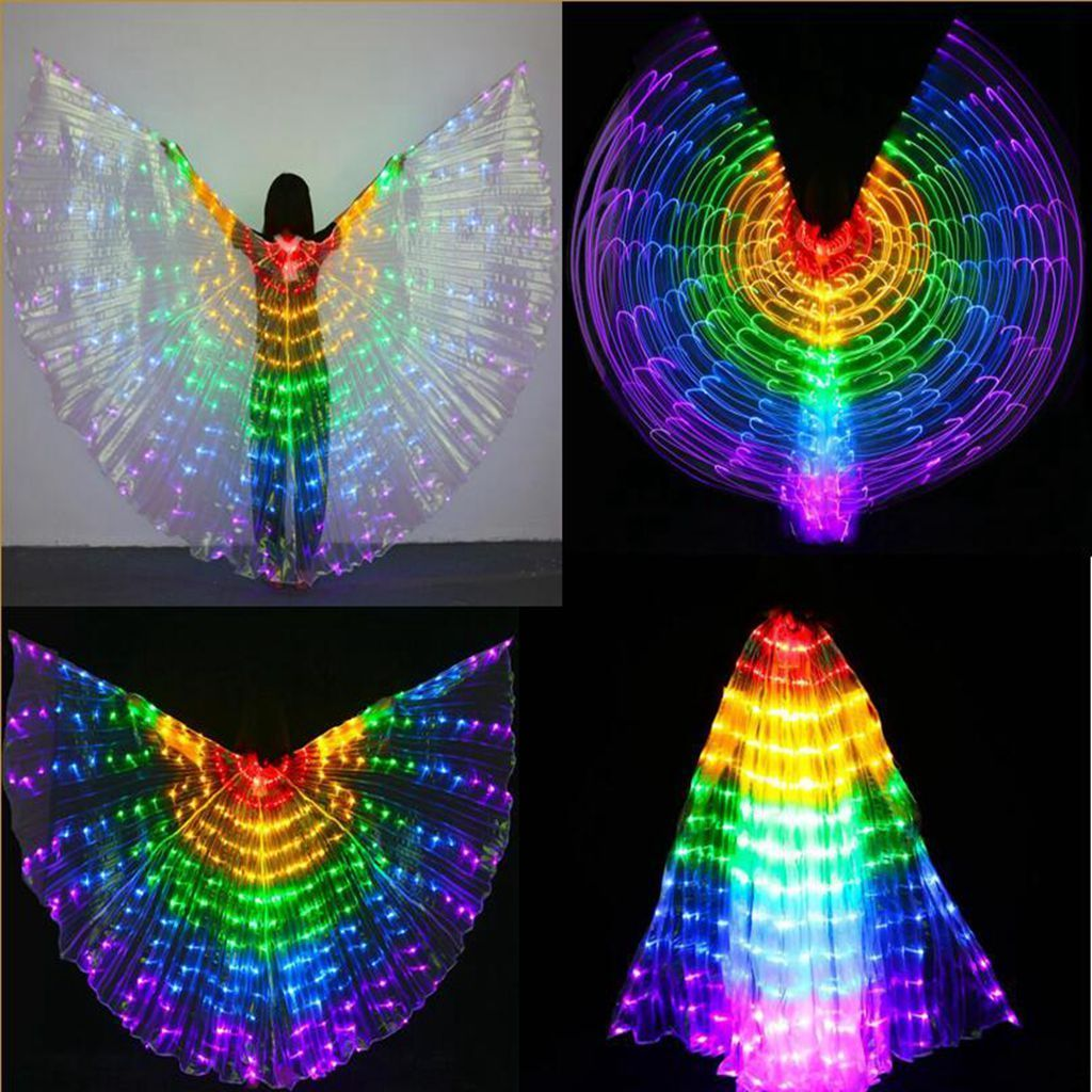 Butterfly LED Dancing Wings