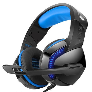 4D Surround Stereo Gaming Headset