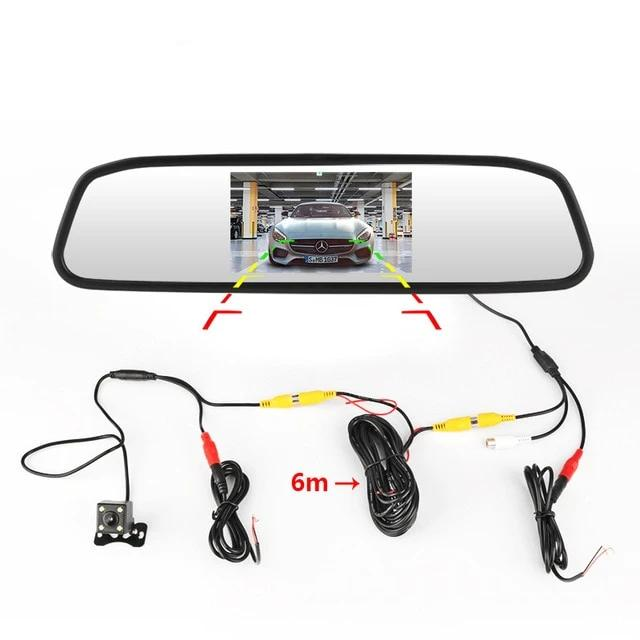 Wireless Backup Camera For Car