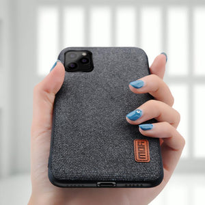iPhone 11 / iPhone 11 Pro Fabric Phone case
