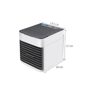 Portable Air Conditioner  Arctic Cooler LED USB