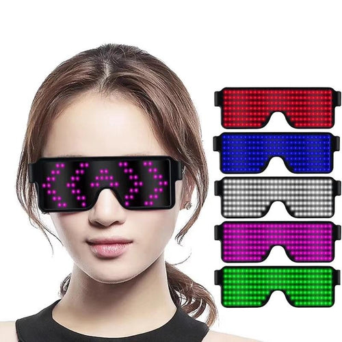 Quick Flash Led Party Glasses