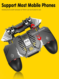 Gamepad with Fan