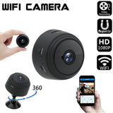 Mini IP Camera 1080P Sensor Night Vision Camcorder Motion DVR Micro Camera Sport DV Video small Camera Remote Monitor Phone App