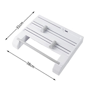 Wall Mounted Multifunction Kitchen Rack