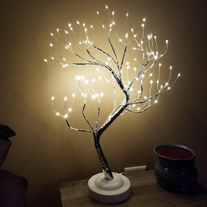The Fairy Light Spirt Tree