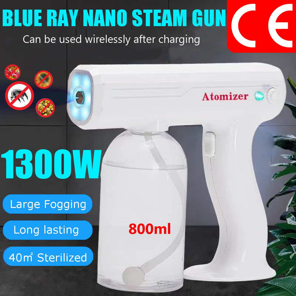 Wireless Disinfecting Gun Antiseptic Device