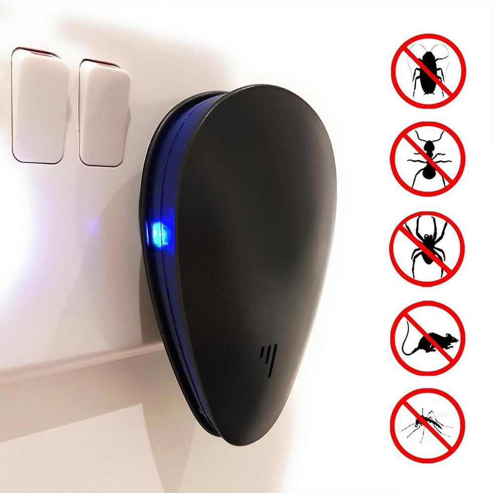 Ultrasonic Pest Repellent 2.0