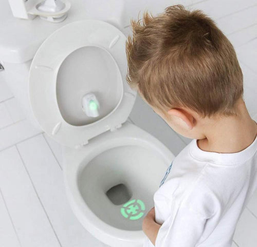 Automatic Toddler Target Training Light