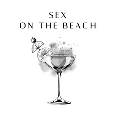 Sex on the Beach Fragrance Candles & Reed Diffusers