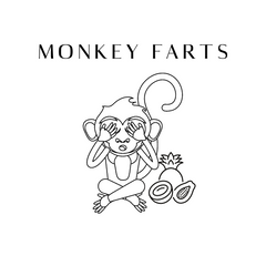 Monkey Farts Tropical Scented Candles & Reed Diffusers