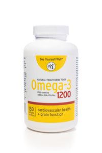 See Yourself Well Omega-3 1200