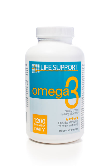 Life Support Omega-3