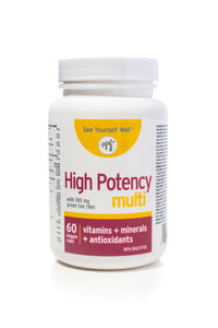 See Yourself Well High Potency Formula