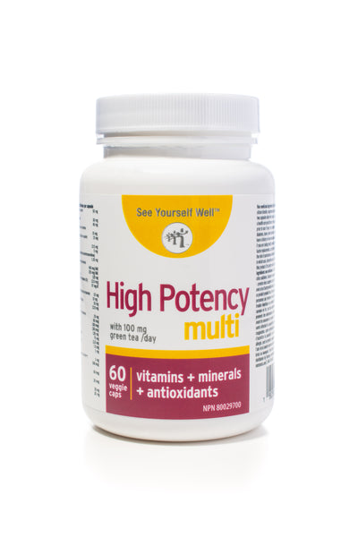 See Yourself Well High Potency Multi