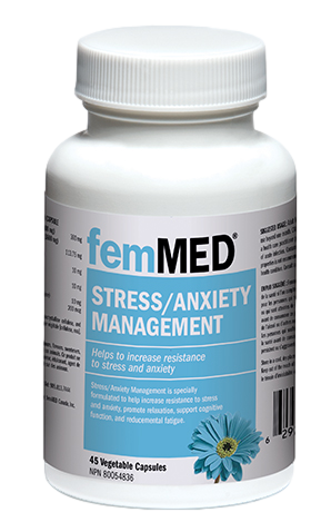 femMED Stress & Anxiety Management