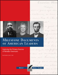 Milestone Documents of American Leaders
