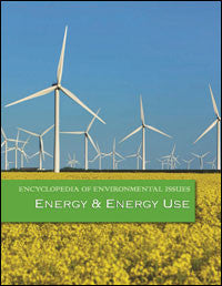Encyclopedia of Environmental Issues: Energy and Energy Use