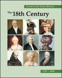 Great Lives from History: The 18th Century