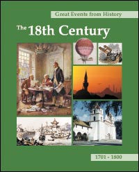 Great Events from History: The 18th Century