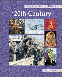 Great Events from History: The 20th Century, 1901-1940