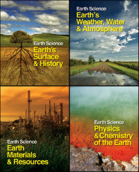 Earth Science (8 Volume Set)
