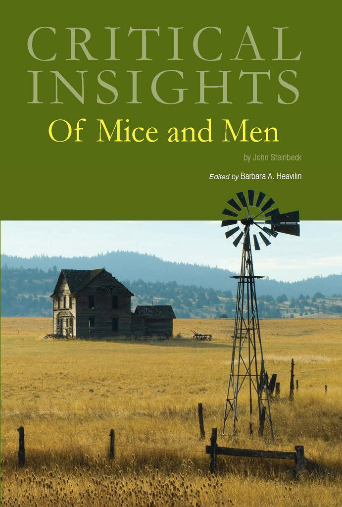 Critical Insights: Of Mice and Men