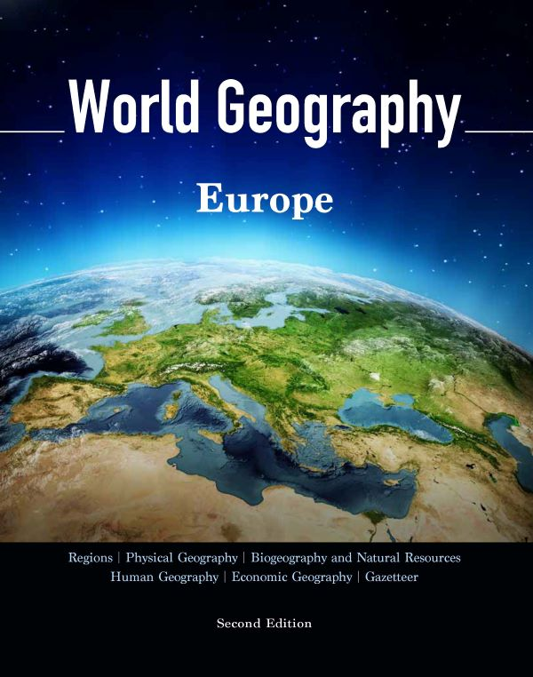 World Geography, Second Edition, Volume 3: Europe