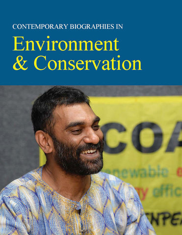 Contemporary Biographies in Environment & Conservation