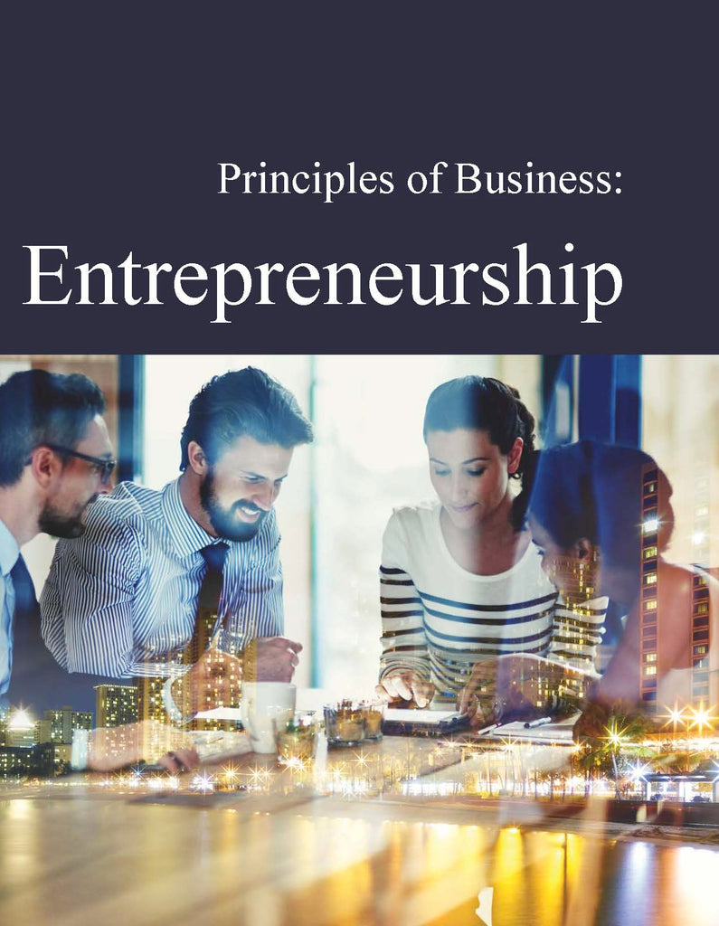 Principles of Business: Entrepreneurship