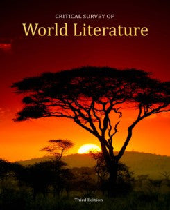 Critical Survey of World Literature: Middle East