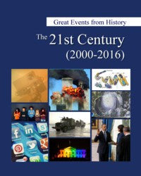 Great Events from History: The 21st Century (2000-2016)