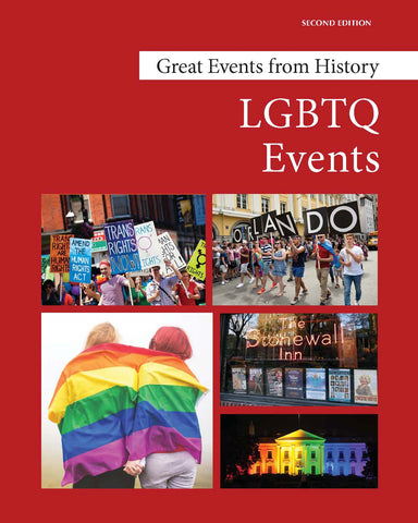 Great Events from History: LGBTQ Events, Second Edition