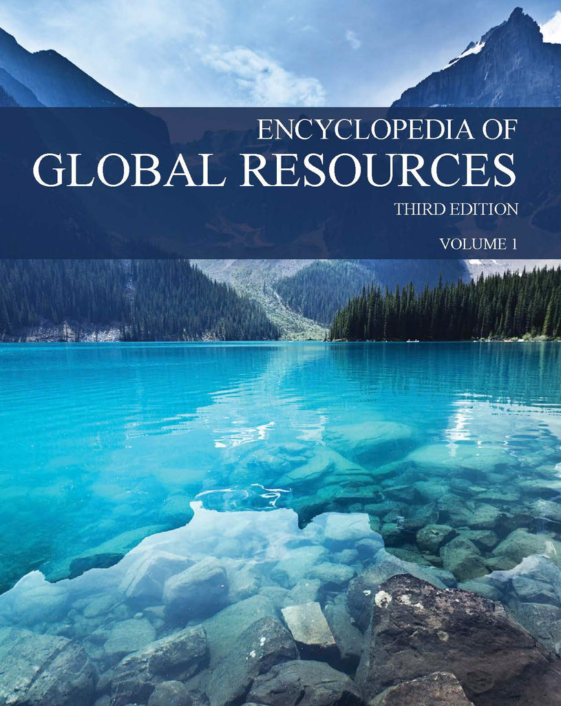 Encyclopedia of Global Resources, Third Edition
