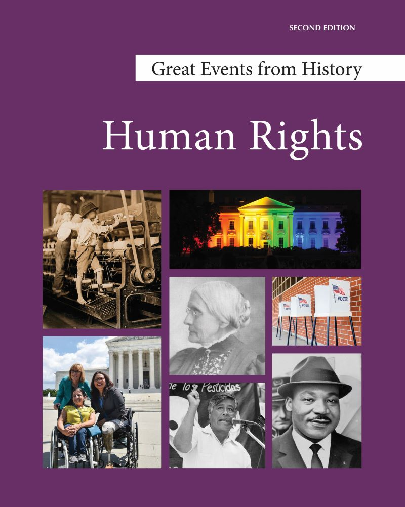 Great Events from History: Human Rights, Second Edition
