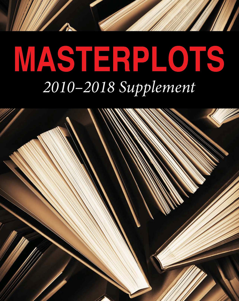 Masterplots, 2010-2018 Supplement