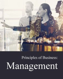 Principles of Business: Management