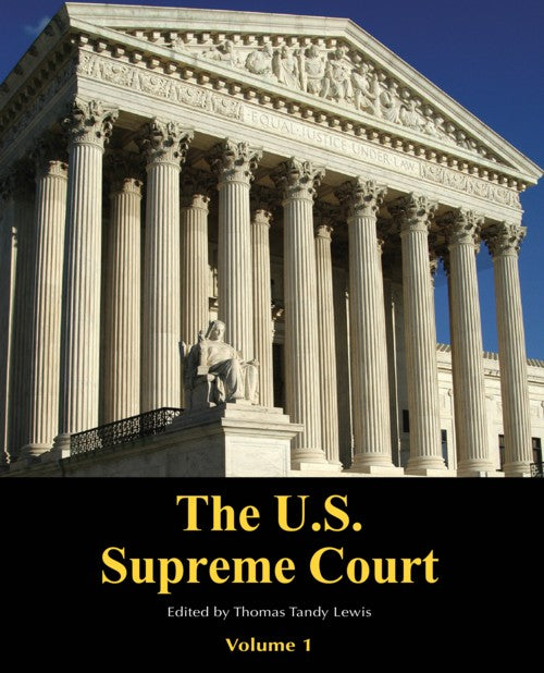 U.S. Supreme Court, Second Edition
