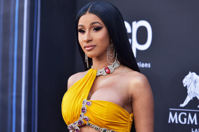 Cardi B Tells Off Her Haters After Winning Billboard's 2020 Woman Of The Year Award
