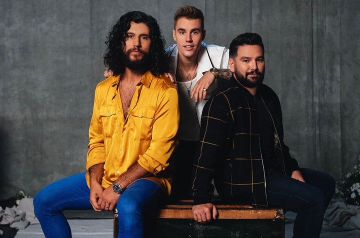 "Justin Bieber, Dan +Shay To Perform A Premier Of ""10,000 Hours ''At 2020 CMA Awards"