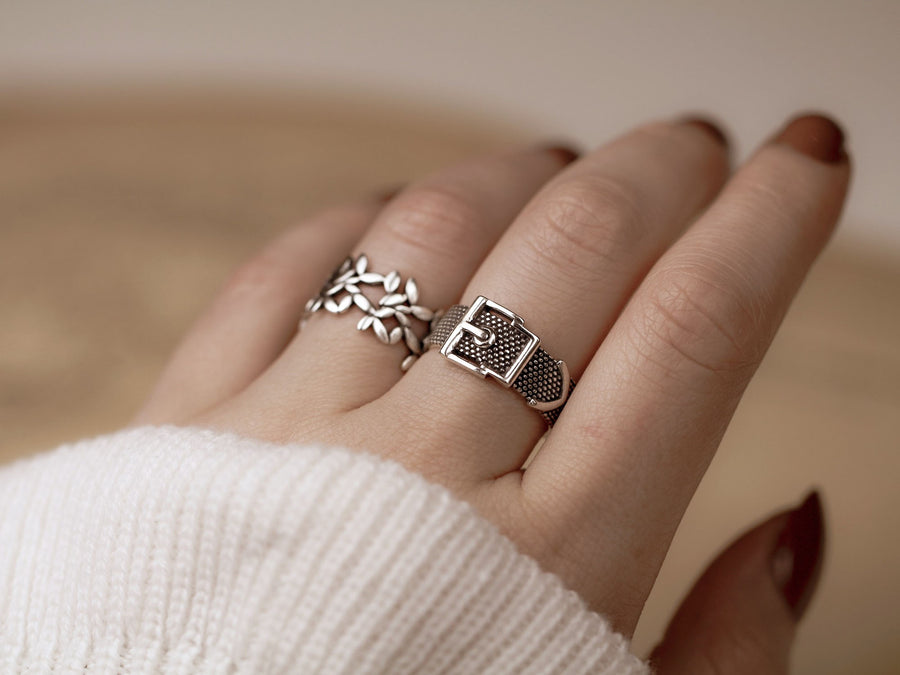 belt ring s925 sterling