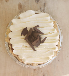 Holiday Pie, Chocolate Creme