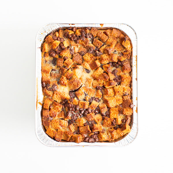 Pudding, Chocolate Chip Bread Pudding