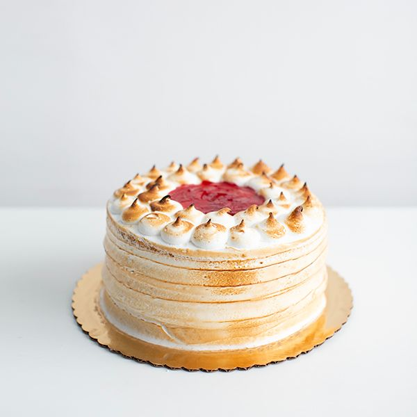 Cake, Lemon Raspberry
