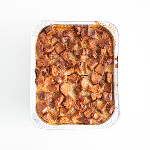 Pudding, Sticky Bun Bread Pudding