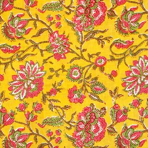 Jaipuri Print Pure Cotton Fabric