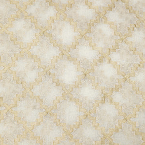 Dyeable Off-white Woven Matte Georgette Fabric
