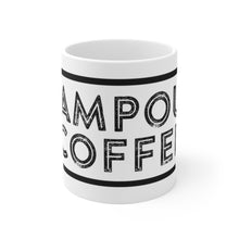 Load image into Gallery viewer, Campout Coffee Ceramic Mug - Campout Coffee